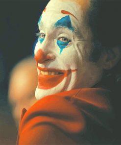 Joker Paint by numbers