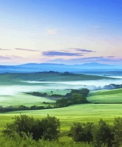 Beautiful Nature paint by number