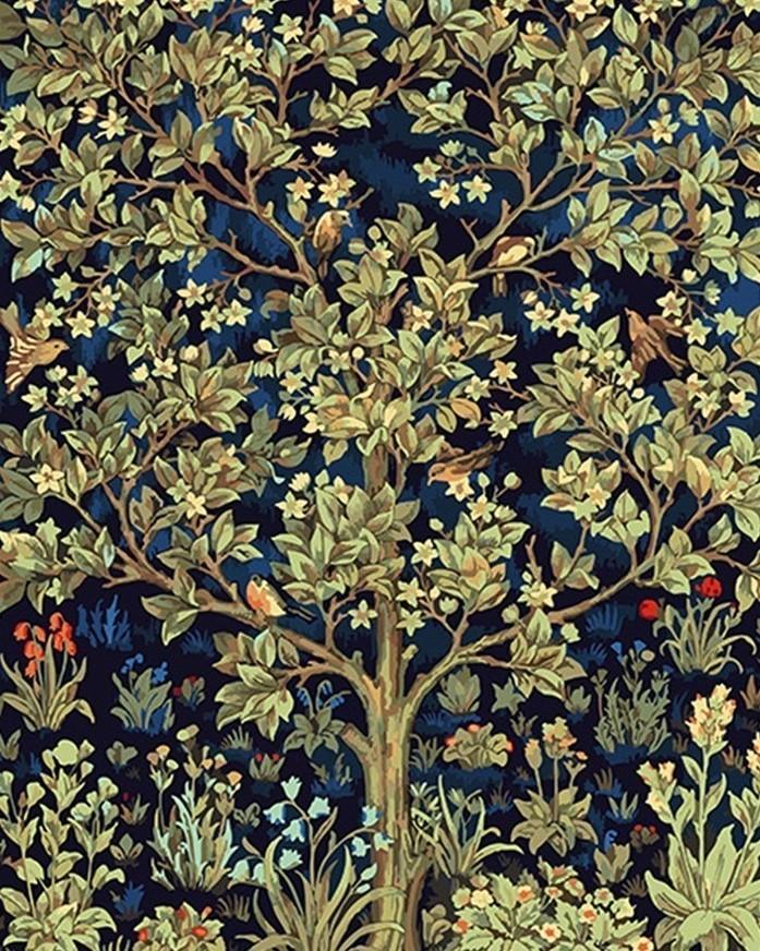 AZQSD-peinture-par-num-ros-fleur-arbre-bricolage-moderne-peinture-l-huile-peinture-toile-photo-d-1