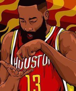 Bricolage-colorings-images-par-num-ros-avec-des-couleurs-NBA-Star-t-mac-Rose-Jordan-image-1.jpg_640x640_1-1