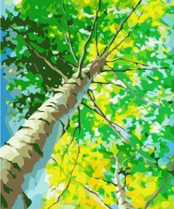 Bricolage-peinture-num-rique-par-num-ros-paquet-peuplier-printemps-peinture-l-huile-peinture-murale-Kits-1