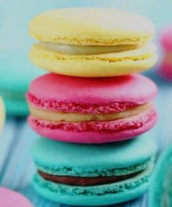 Colored-Macarons-paint-by-numbers-319x400