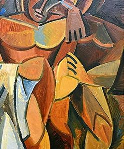 Friendship-By20Pablo-Picasso-DIY-Abstract-Paint-By-Numbers-PBN-22712