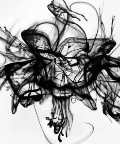 Ink In Water Piant by numbers