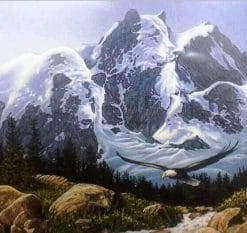 Mountains in the Shape of Bears