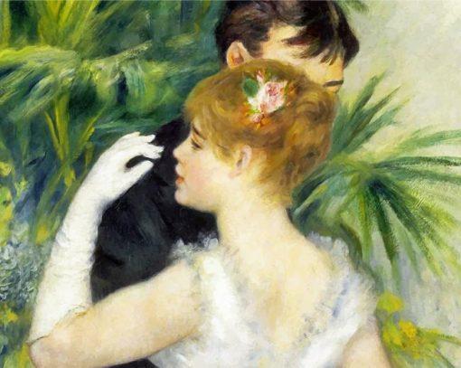 Pierre Auguste Renoir Couple Paint by numbers