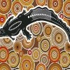 Aboriginal Art Paint by numbers