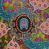 Aesthetic Aboriginal Art P°aint by numbers