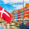 Denmark Boats Paint by numbers