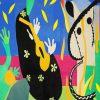 Matisse Art Work Paint by numbers