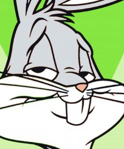 Bugs Bunny Paint by numbers