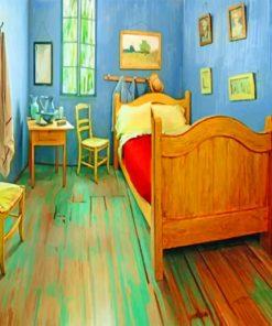 Van-Gough-bedroom-paint-by-number