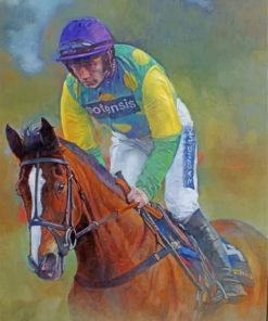 aessthetic-horse-race-paint-by-numbers