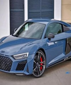 aesthetic-audi-r8-paint-by-numbers