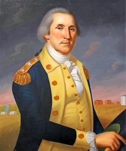 aesthetic-george-washington-paint-by-numbers