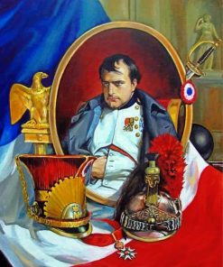 aesthetic-napoleon-paint-by-number