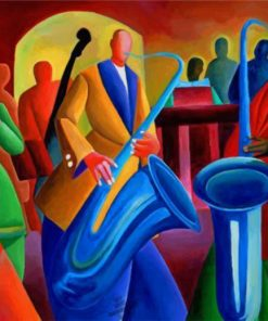 african-jazz-scene-paint-by-numbers
