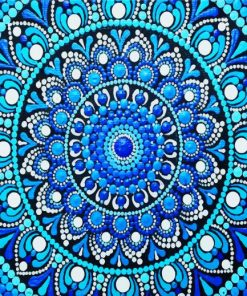 blue-mandala-paint-by-number