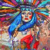 bohemian-woman-paint-by-number