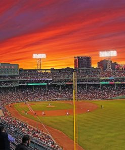 fenway-park-of-australia-paint-by-number