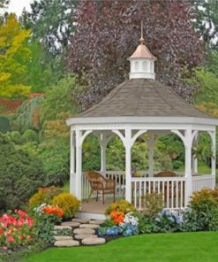 gazebos-paint-by-number