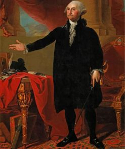 george-washington-paint-by-numbers