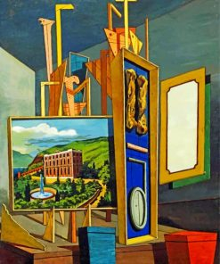 giorgio-chirico-art-paint-by-number