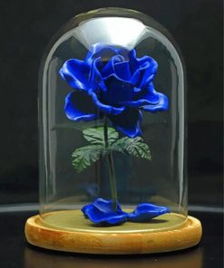 glass-blue-rose-paint-by-numbers