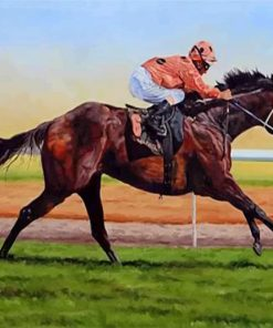 horse-race-paint-by-number