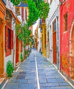 rethymno-crete-greece-paint-by-numbers