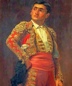 spanish-matador-paint-by-numbers