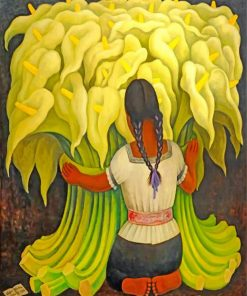 the-flower-vendor-diego-rivera-paint-by-number