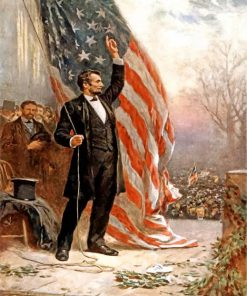 vintage-abraham-lincoln-paint-by-numbers