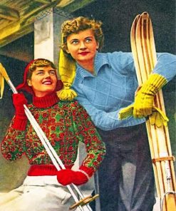 vintage-women-paint-by-number