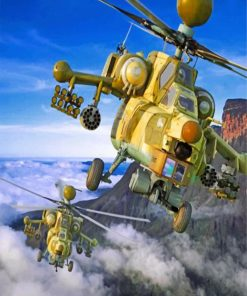 War Helicopter