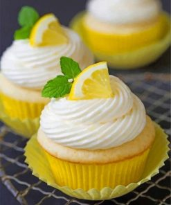 yellow-cupcake-paint-by-numbers