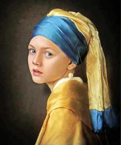 young-Girl-with-a-Pearl-Earring-paint-by-numbers