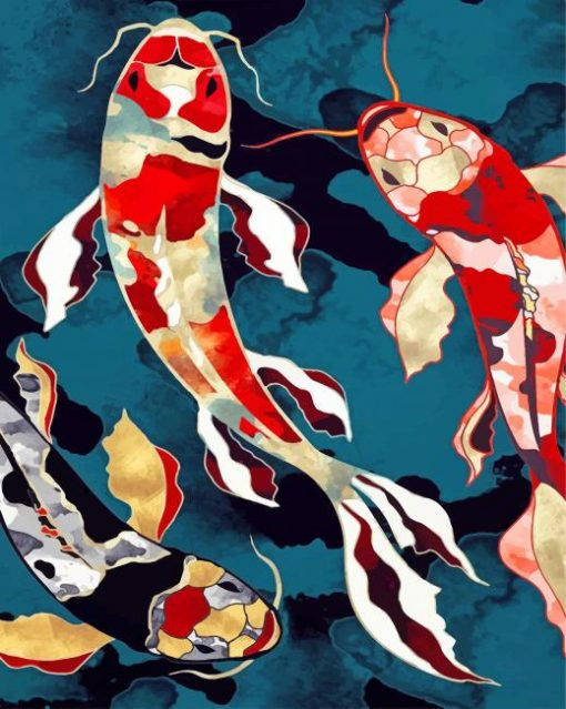 Metalic-Koi-Fish-Art-paint-by-number