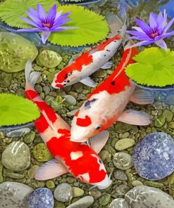 aesthetic-koi-fishes-paint-by-number