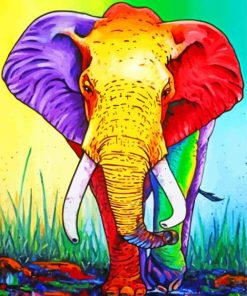colorful-elephant-paint-by-number