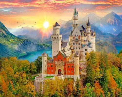neuschwanstein-castle-paint-by-number
