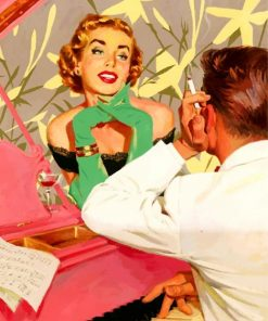 retro-vintage-couple-paint-by-numbers