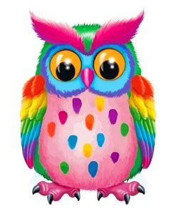 colorful-owl-paint-by-numbers