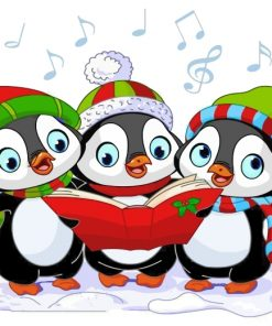 merry-christmas-penguins-paint-by-numbers