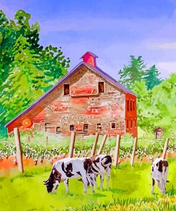 barn-and-cows-paint-by-numbers